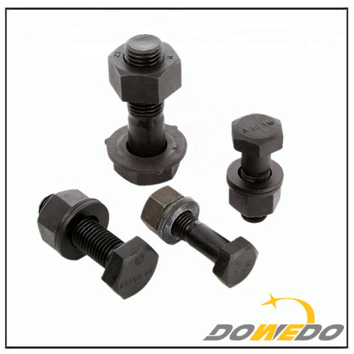 Carbon Steel High Tensile Bolts Nuts