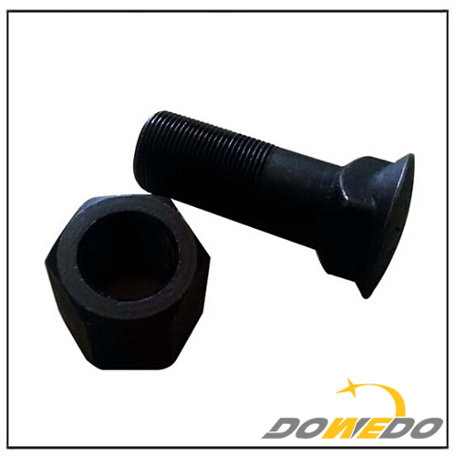 Plow Bolt And Nut