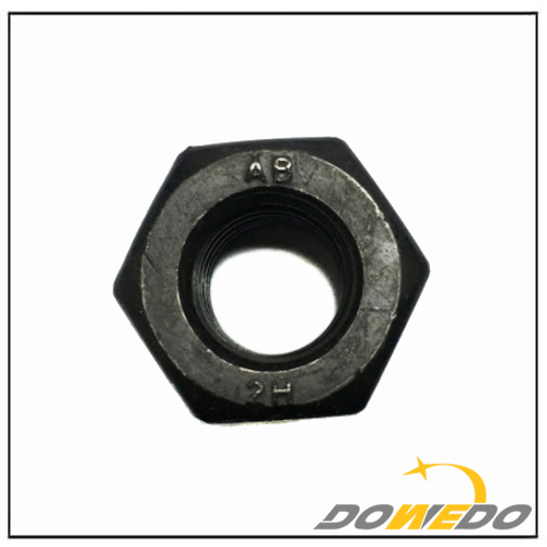 AB 2H Hex Nut Black in Stock