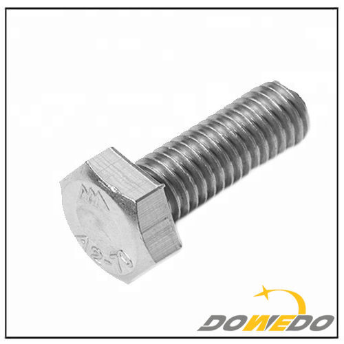 Din933 Hex Head Bolts