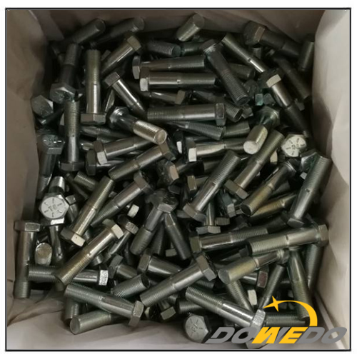 Hex Head Steel Bolts Hardware Accessories