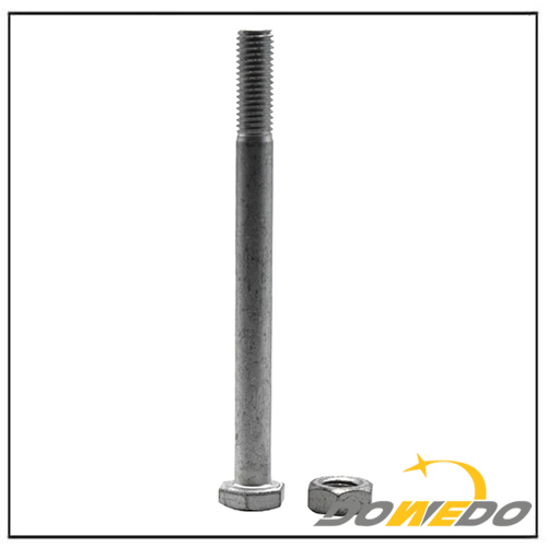 High Strength Hex Head Bolt Nut