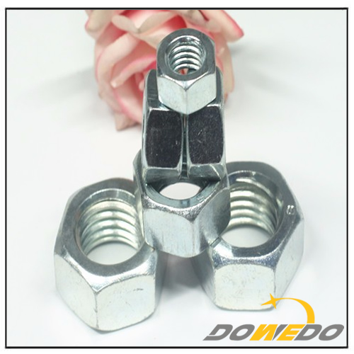 M5-M64 Galvanized Hex Nuts