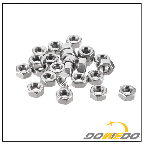 M6 Metric 316 Stainless Steel Hexagon Hex Nut