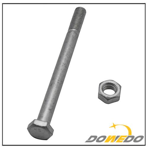 Titanium Plating Bolt Nut