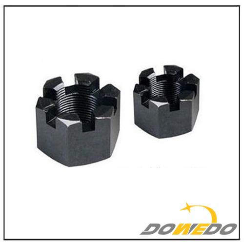 DIN935 Hexagon Slotted Castle Nuts