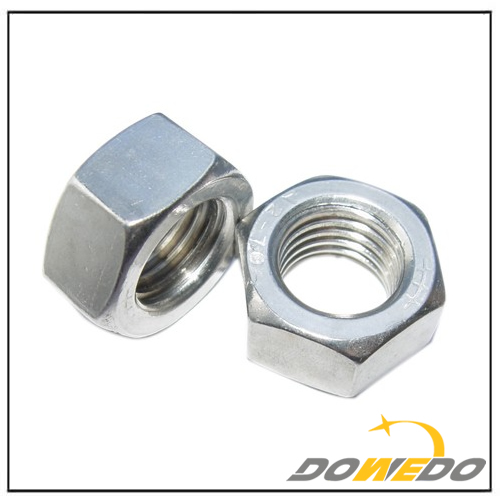 Hex Head Nut Screw For Fastening
