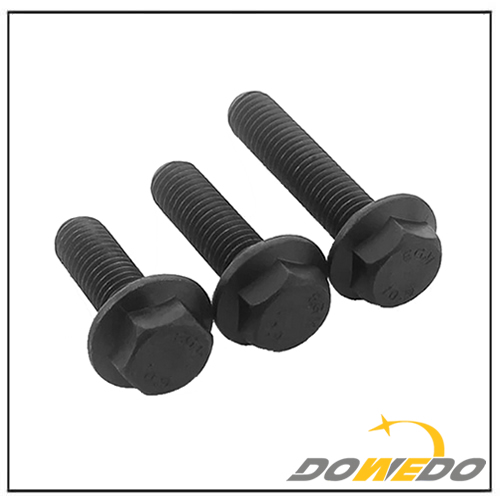 Carbon Steel Screw Flange Bolt