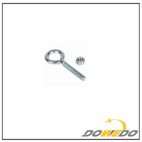 Eye Bolts with Zinc Coating