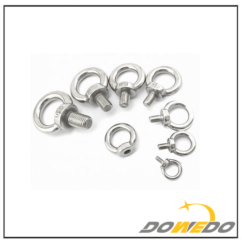 Metric Stainless Steel Eye Bolts