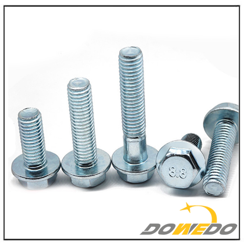 Zinc Hex Flange Head Bolt