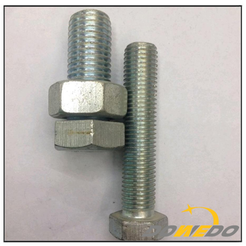 Galvanized Heavy Hex Bolt
