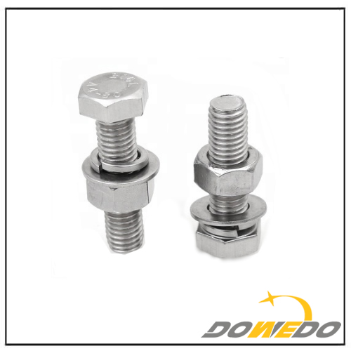 High Quality ASTM Hex Bolt