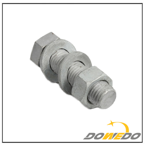 A490 Bolt and Nut