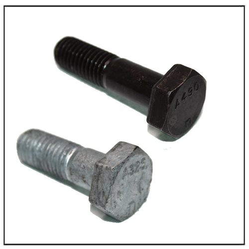 A325 A490 Structural Heavy Hex Bolts