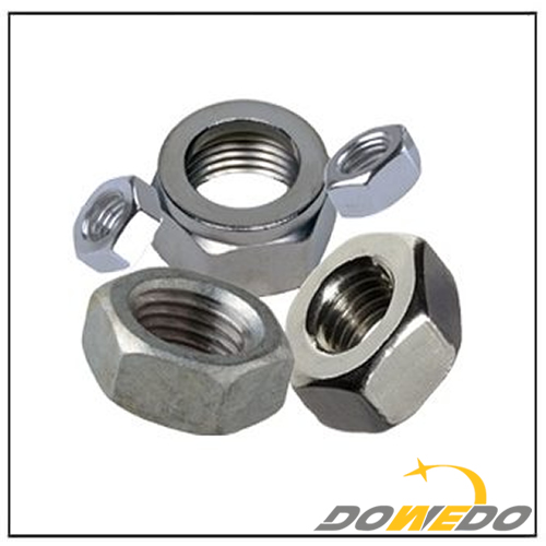 HEX NUT DIN934 BS4032 BS4190 BS3692