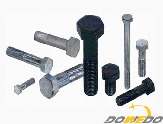 Hex Bolts A307 and A307B