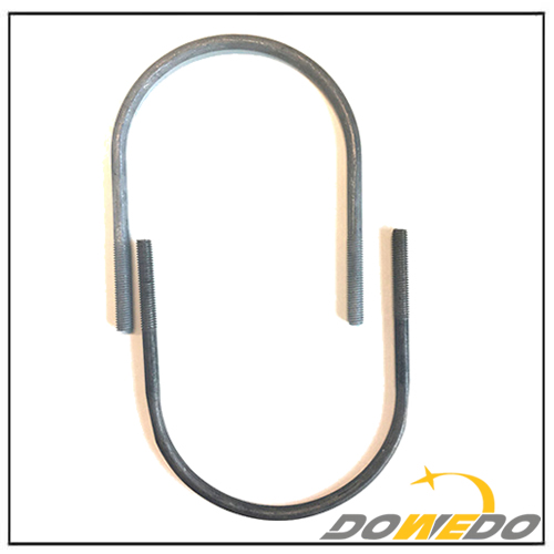 Hot Dip Galvanized U-bolt Clamp
