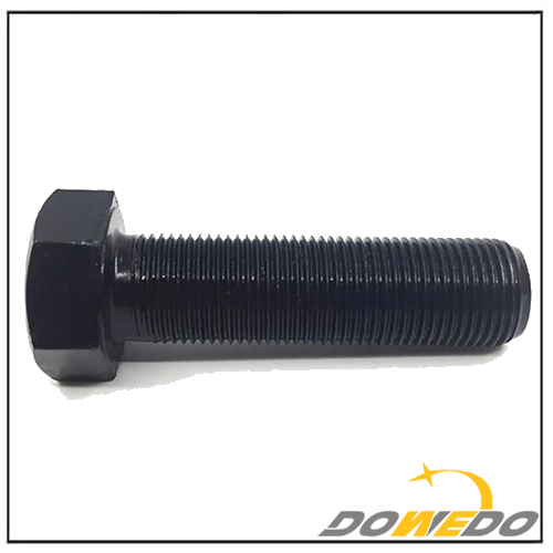 1/2-13 X 1 ASTM A193 GR B7 Heavy Hex Bolt Black Oxide