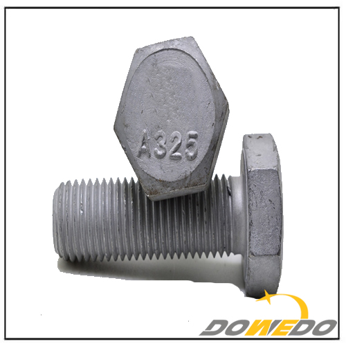 ANSI A325 Heavy Hex Bolt