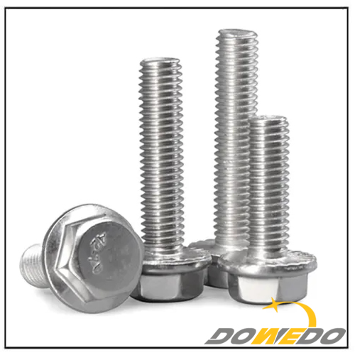 Factory Direct Sale Hexagon Flange Bolt
