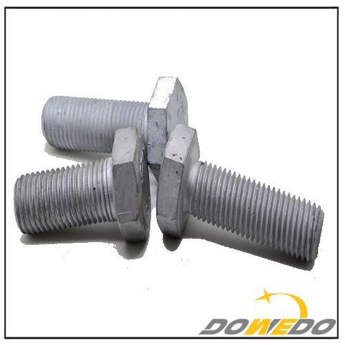 Galvanized ASME A325 Heavy Hex Bolt