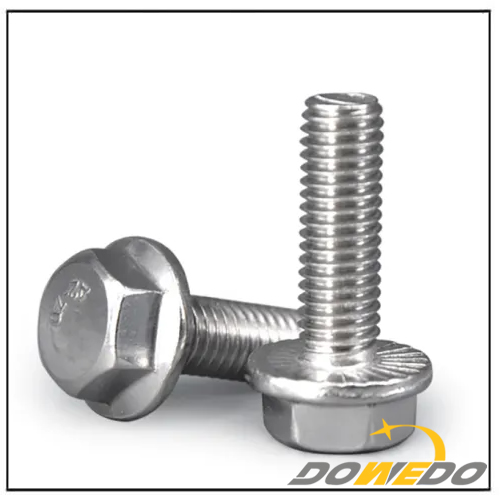 Grade 8.8 Hexagonal Flange Bolt Wholesale