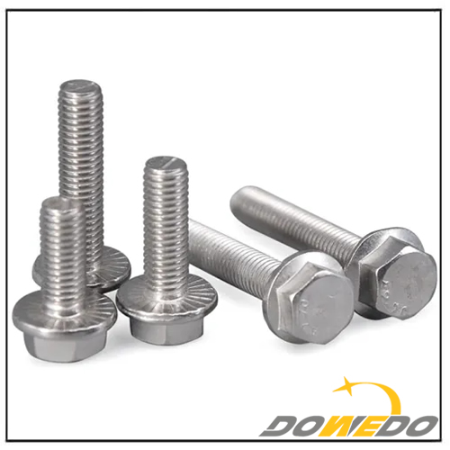 Hexagon Flange Grade 8.8 Bolts in Stock