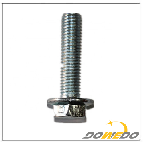 M6 Grade 8.8 Flange Head Bolt