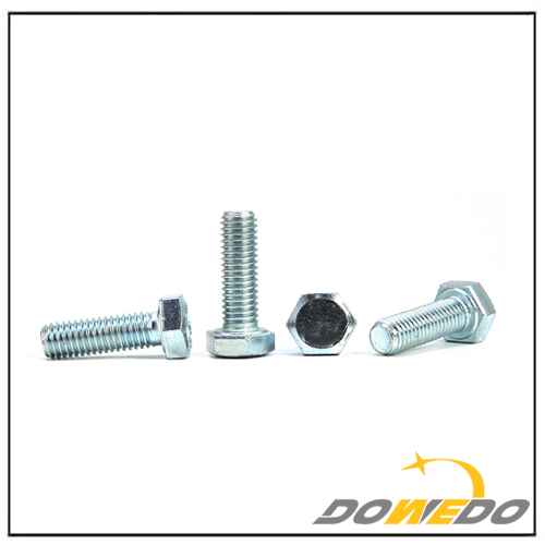 A325 Galvanized Heavy Hex Bolt