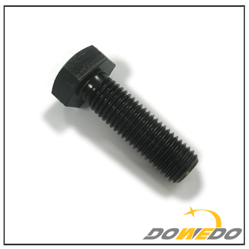 Black Heavy Hex Bolt