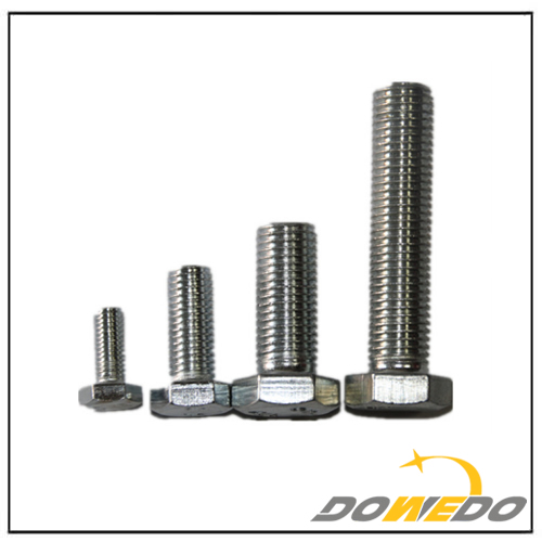 Factory Hot Dip Galvanizing Hex Bolts
