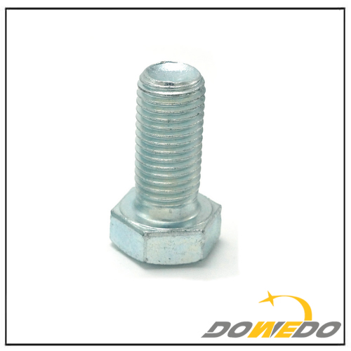 Galvanized Heavy Hex Bolts DIN933