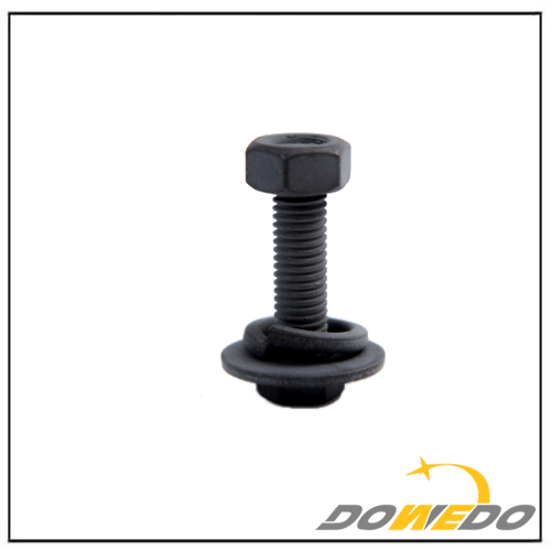 Hex Heavy Bolt Hardware Fastener ASTM A325