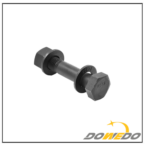 High Tensile Black Heavy Hex Bolt