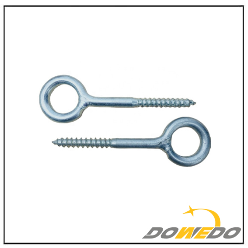 Eye Bolt with Wood Screw