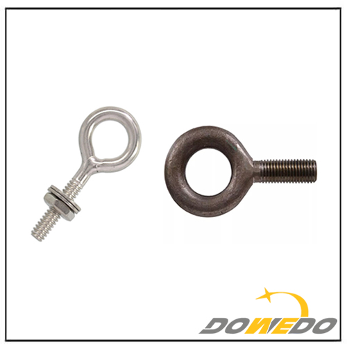 Galvanized Female Lifting Eye Bolt