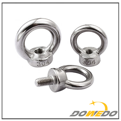 Galvanized Zinc Eye Bolt