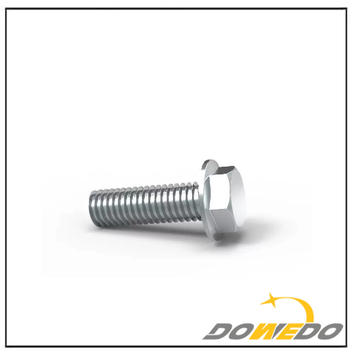 High Tensile Hex Flange Bolts