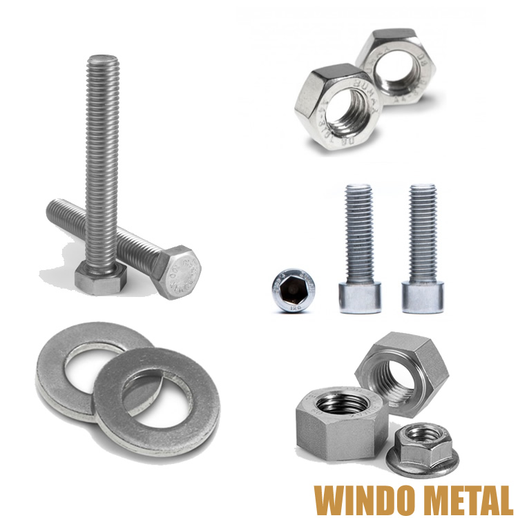 Custom-made and Standardized Fasteners