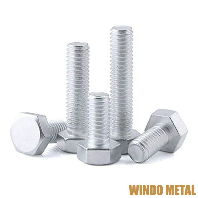 How to Choosing Hex Bolts