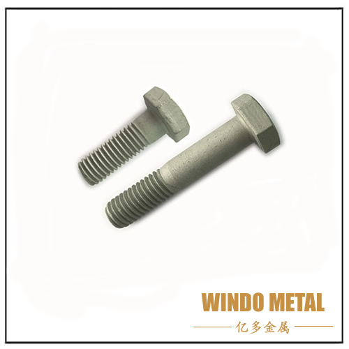 A325 Heavy Hex Bolt And Nut