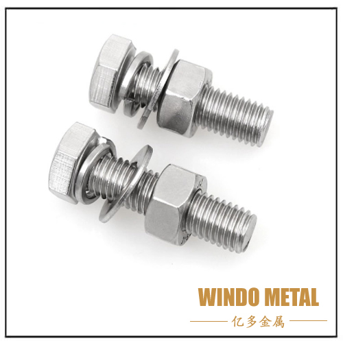 ASTM Heavy Hex Bolt and Nut