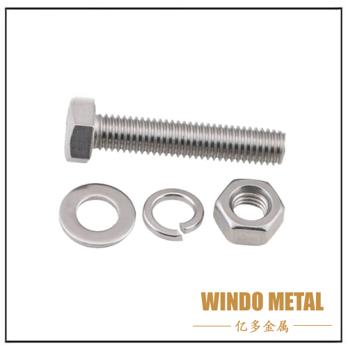 Stud Stainless Steel 316L Bolt And Nut