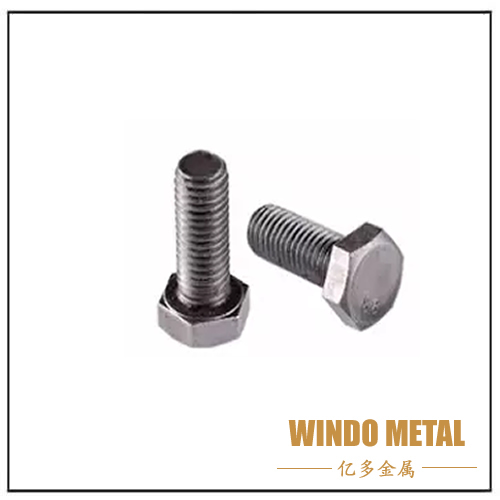 8.8 Heavy Hex Bolt And Nut Galvanized