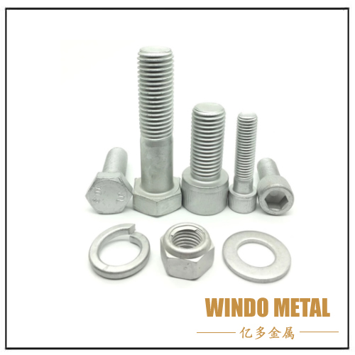 ASTM A193 B7 Heavy Hex Bolts and Nuts