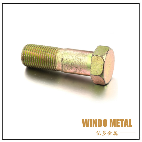 Brass Heavy Hex Bolt DIN933 DIN931