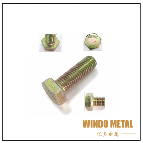 Full Threaded Grade 8.8s ASTM A325 A490 Bolts