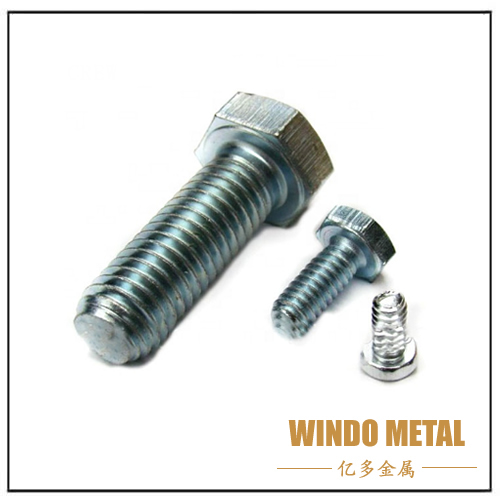 Hing Strength Zinc Plated Hex Head Bolt