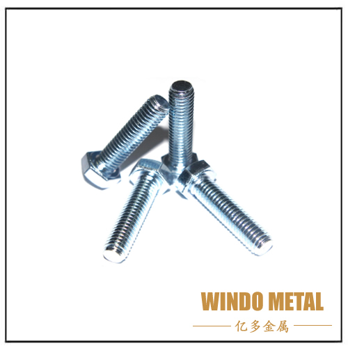 Mild Steel Hex Bolts
